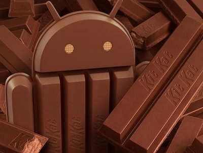 Android 4.4 KitKat ���sUI�����I